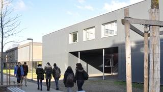 Raumprobleme an Aargauer Kantis und Berufsschulen
