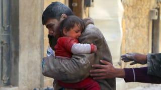 UNO fordert freie Fahrt für Helfer in Syrien
