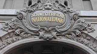 Nationalbank hält an bisheriger Geldpolitik fest