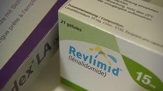 Video «Steigende Medikamentenkosten: Bund lässt Pharma gewähren» abspielen