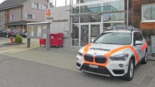 Thurgau schliesst elf Polizeiposten