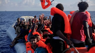 Ziel des Ministertreffens ist eine Absichtserklärung zur Verbesserung der Lage der Migranten in Libyen und auf der Route aus dem Süden.