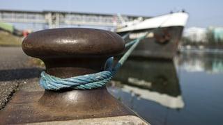 Rheinschifffahrt leidet unter trockenem Sommer