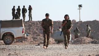 Anti-IS-Koalition beginnt mit Sturm auf Rakka