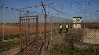 Scharfe Kritik an Lagerhaft für Flüchtlinge in Tschechien