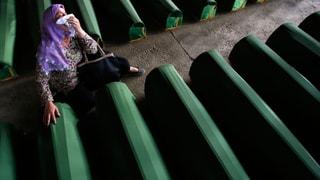Niederlande haften für Srebrenica-Opfer