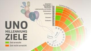 Wurden die Millenniumsziele der UNO erreicht?