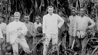 Wie zwei Basler Zoologen Kolonialschätze in die Schweiz brachten