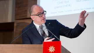 Prognosas pauc optimisticas per il turissem svizzer