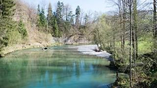 Kein Wasser mehr aus Thurgauer Flüssen