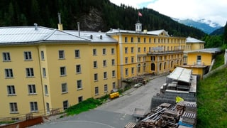 Hotels pon realisar ina part abitaziuns