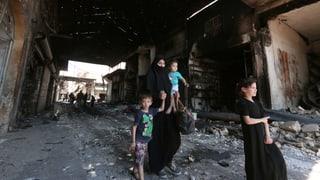 Verzweiflung in Aleppo: «Jeder hier sucht Brot»
