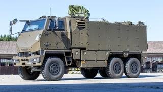 Bundesrat legt zweites Rüstungsprogramm für 2015 vor