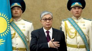 Kasachstans neuer Präsident lässt Hauptstadt umbenennen
