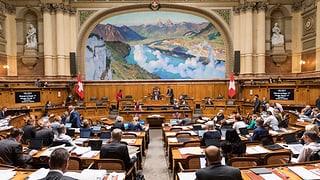 Das Parlament will nicht auf Antworten warten