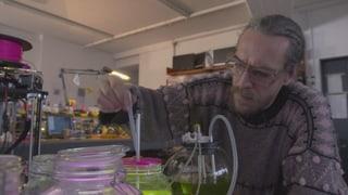 Video «Der Wissenschafts-Rebell: Bio-Hacker Marc Dusseiller» abspielen