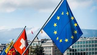 Ökonomen weibeln für das Rahmenabkommen mit der EU