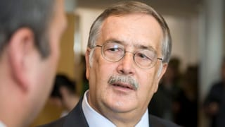 Pensionskasse: Adrian Ballmer zerpflückt Gemeindeinitiative