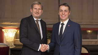 EU-Kommission wirft Bundesrat Falschdarstellung vor