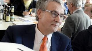 Schwaller räumt mit Blick auf Wahlen Fraktionschef-Posten