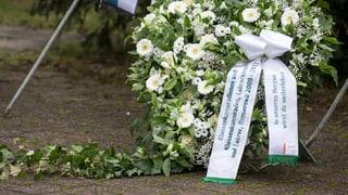 Rupperswil trauert um die Opfer des Tötungsdelikts