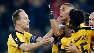 Buna saira per las equipas svizras en l'Europa League