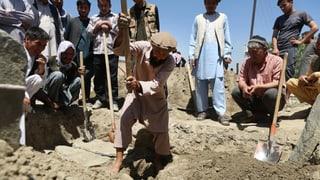 Mit dem IS ist in Afghanistan immer noch zu rechnen