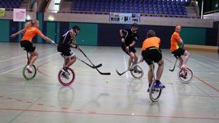 Einradhockey: In einem speziellen Sport feiert Olten Erfolge
