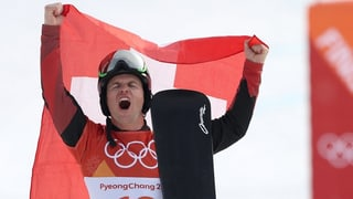 Olympia-Gold für Nevin Galmarini