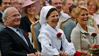 Volksnah und beliebt: das schwedische Königshaus