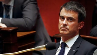 Frankreich: Wichtige Abstimmung spaltet Regierungspartei