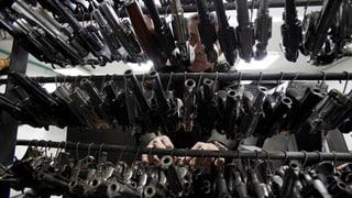 Hickhack um Waffen – Schützen können hoffen