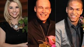 Piccard, Egli, Ritch – die Gewinner der «Glorys» 2013