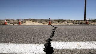 Erdbeben erschüttert Südkalifornien