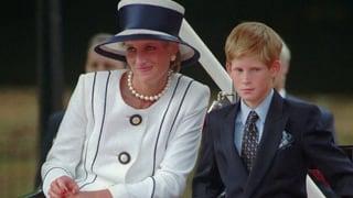 Nach Dianas Tod: So lange frass Harry die Trauer in sich hinein