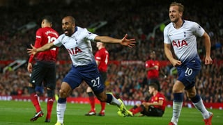 Tottenham schlägt desolates Manchester United