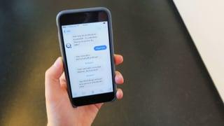 Ein Chat-Bot hilft bei rassistischen Äusserungen am Gabentisch