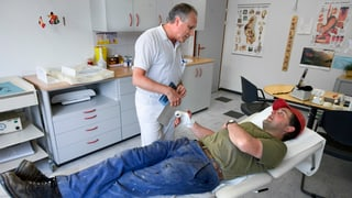 Hausarzt-Not in Uri