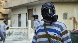 Für die USA ist klar: Assad-Regime steht hinter Giftgas-Einsatz