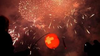 Kanton Wallis verbietet am Nationalfeiertag privates Feuerwerk