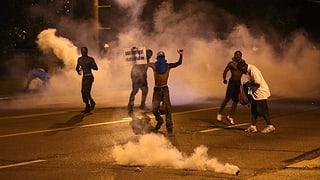 Proteste in Missouri brechen nicht ab