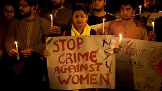 Indien: Zahl der Vergewaltigungen bleibt hoch