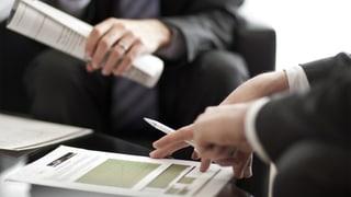 Zähes Ringen um Finanzdienstleistungsgesetz (Artikel enthält Audio)