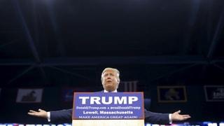 Immun gegen die Wahrheit: Donald Trump