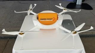 Post 2020: Wenn die Drohne dem Älpler das Antibiotikum bringt