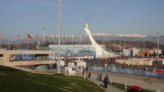 Sotschi 2014: Ein Spaziergang mit Oxana und Stadion-Romantik (Artikel enthält Bildergalerie)
