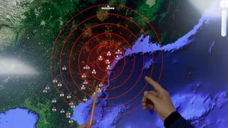 Nordkorea unternimmt den bisher grössten Atomwaffentest