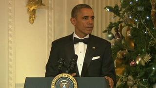 Barack Obama ehrt «benebelten» Carlos Santana