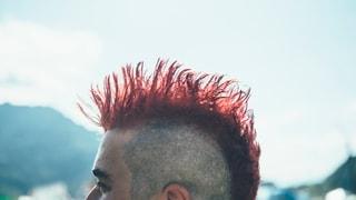 Das Greenfield hat die Haare schön
