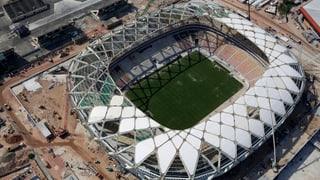 WM-Stadionbau in Brasilien droht zu stocken